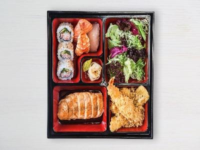 Chicken Teriyaki Bento