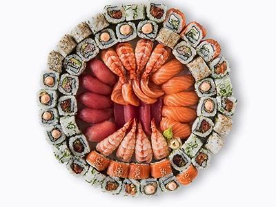 Asian Kitchen Medium Platter