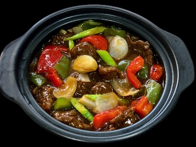Beef Oyster Sauce