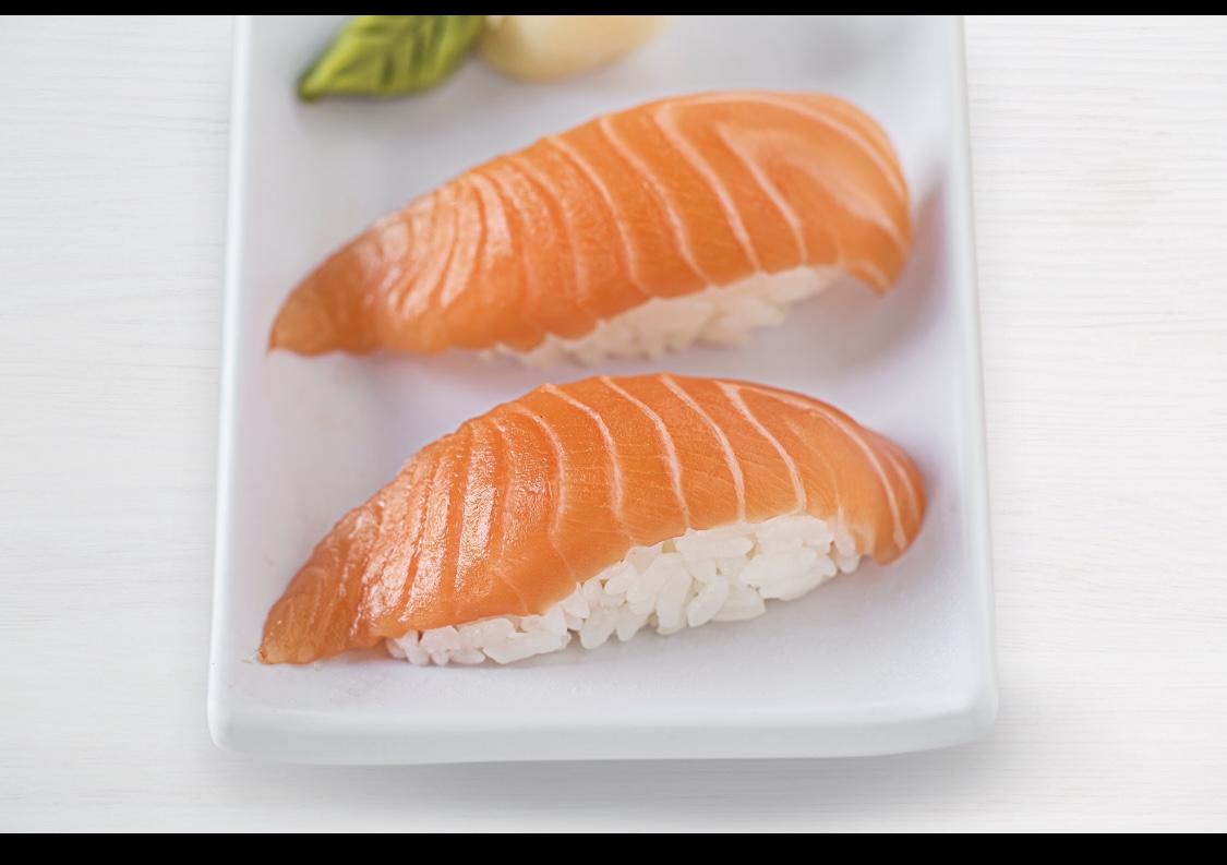 Salmon Sake Nigiri